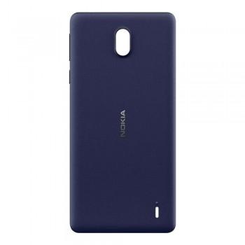Задняя крышка для Nokia 1 Plus (Blue) Original