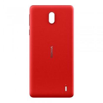 Задняя крышка для Nokia 1 Plus (Red) Original