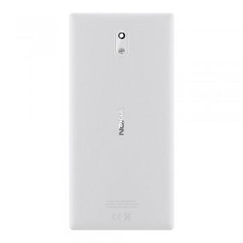 Задняя крышка для Nokia 3 (White) Original
