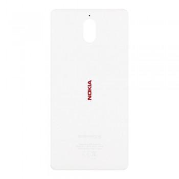 Задняя крышка для Nokia 3.1 (White) Original