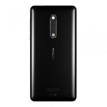 Задняя крышка для Nokia 5 (Black) Original