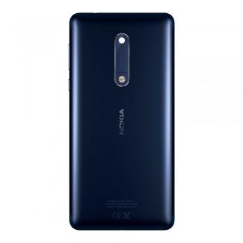 Задняя крышка для Nokia 5 (Blue) Original