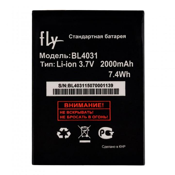 Аккумулятор Fly BL4031 для Fly IQ4403 Energie 3 (4000 mAh)