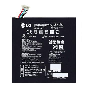 Аккумулятор LG BL-T12 для LG V400 / V410 G Pad 7.0 (4000 mAh)