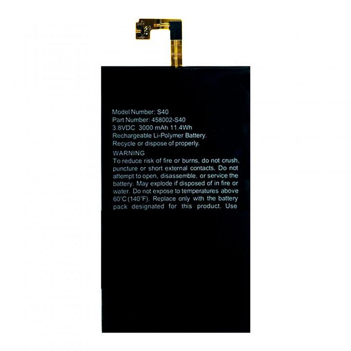 Аккумулятор Caterpillar CAT S40 (3000 mAh)