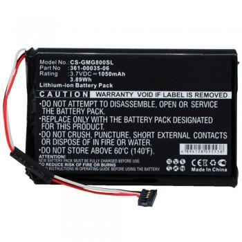Аккумулятор Garmin 361-00035-06 для Garmin Approach G8 (1100 mAh) (Original PRC)