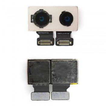 Основная камера для iPhone 8 Plus (12MP + 12MP) Original