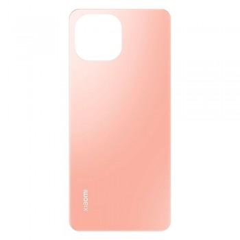Задняя крышка для Xiaomi Mi 11 Lite (Pink) (Original PRC)