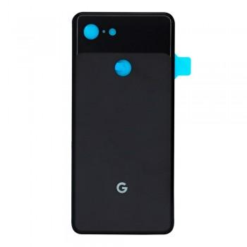 Задняя крышка для Google Pixel 3 (Black)