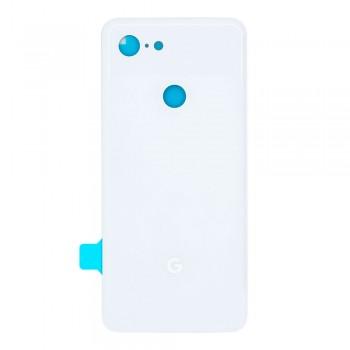 Задняя крышка для Google Pixel 3 (White)